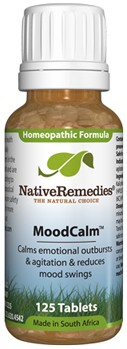 MoodCalm to Temporarily Calm Emotional Outbursts (125 Tablets)