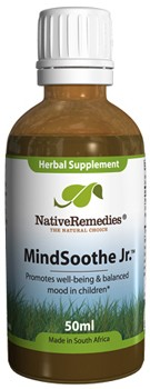 MindSoothe Jr. for Emotional Stability in Children (50ml)