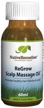ReGrow Massage Oil for Healthy Hair Growth (50ml)