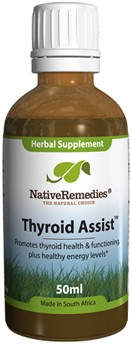 Thyroid Assist for Hypothyroidism (50ml)