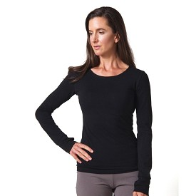 Beckons Organic Strength Long Sleeve T-Shirt