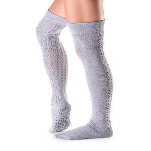 Tavi Noir Kris Over the Knee High Grip Socks