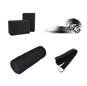 YOGA Accessories Essential Yoga Props Kit