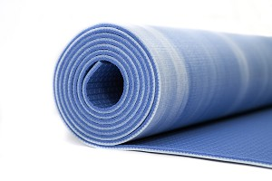 Premium Textured Yoga Mat by YOGA Accessories