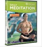 Gaiam Daily Meditation - DVD