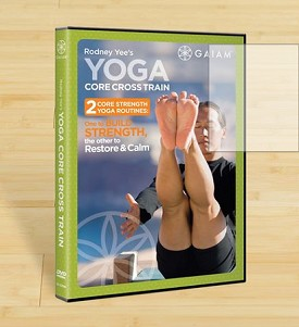 Gaiam Yoga: Core Cross Train - DVD