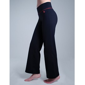 Dragonfly Women's Relaxed Yoga Pants - Black