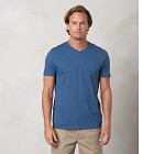 prAna Men's Slim Fit T Shirt - V Neck