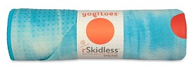 Yogitoes rSKIDLESS OM Taffy Yoga Mat Towel