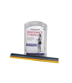 Thera-Band 2 Pack Exercise Tubing (Each 5 Feet Length)