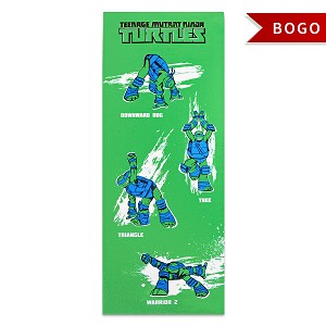 Teenage Mutant Ninja Turtles Modern Yoga Mat - Leonardo
