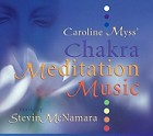 Chakra Meditation Music CD by Caroline Myss