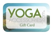 Online Gift Card for YOGA Accessories