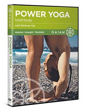 Power Yoga Total Body Workout with Rodney Yee - DVD