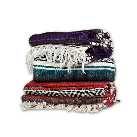 Traditional Mexican Yoga Blanket | YogaAccessories.com