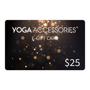 $25 E-Gift Card from YOGA Accessories