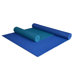 YOGA Accessories 1/4'' Extra Wide Deluxe Yoga Mat
