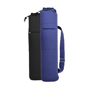 Cotton Drawstring Yoga Mat Bag